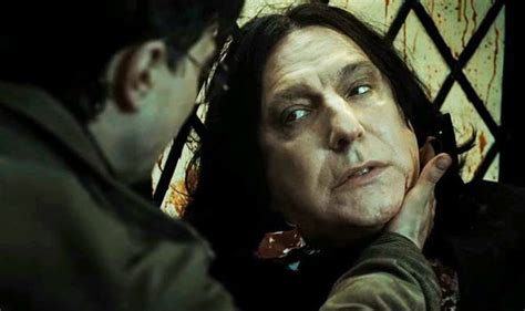 happy birthday severus snape  leaky cauldronorg