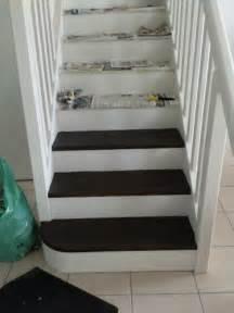Repeindre Un Escalier En Blanc by Peindre Un Escalier 3 Fin D 233 Co Peinture Nadine