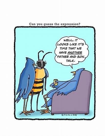 English Idioms Idiom Language Cartoons Comic Meaning