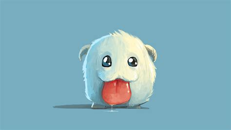 Anime League Of Legends Wallpaper - anime freljord poro league of legends wallpapers hd