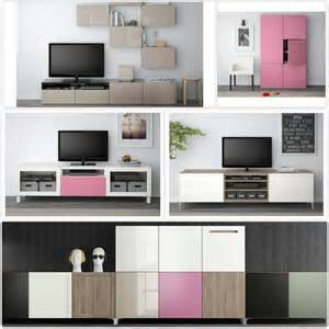 interior ikea besta units room decorating ideas home