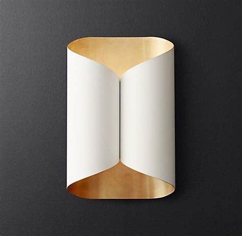Rh Modern Bathroom Lighting by All Wall Lighting Rh Modern Currie In 2019