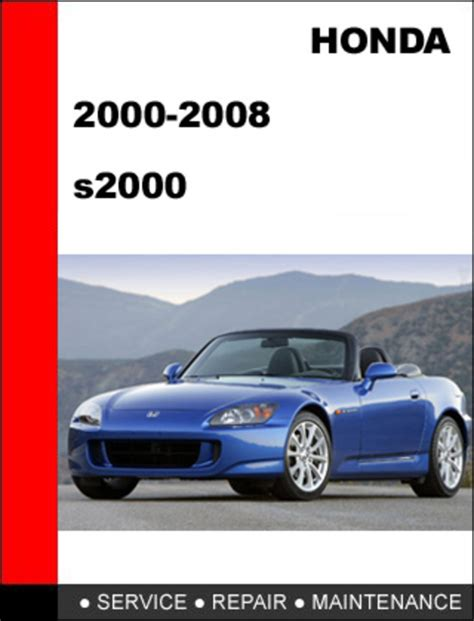 service manuals schematics 2000 honda s2000 free book repair manuals honda s2000 2000 2008 workshop factory service repair manual down
