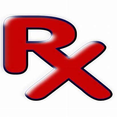 Rx Clipart Text Plain Pharmacy Clip Symbol