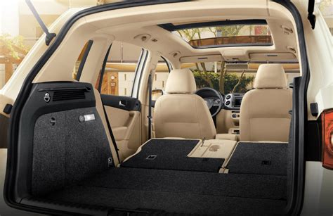 Touareg 3rd Row Seat by Does The 2016 Tiguan Third Row Seating South Bay