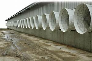 the goldilocks of barns agwebcom With dairy barn ventilation fans