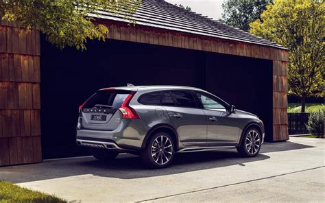 Volvo V40 Cross Country 4k Wallpapers by Wallpapers Volvo V60 2019 4k Exterior Compact