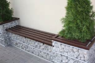 Wood Porch Bench