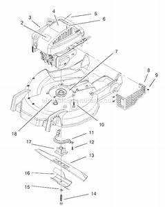 30 Toro Personal Pace Lawn Mower Parts Diagram