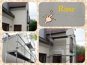 Risse In Der Fassade : risse in der fassade malermeister k lling ~ Orissabook.com Haus und Dekorationen