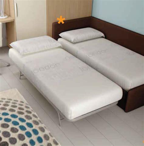 canapé avec lit tiroir chambre ado avec lit canapé lit gigogne compact
