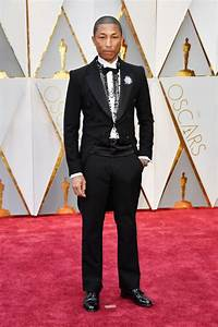 Pharrell Williams Wears Chanel at the 89th Oscars ...