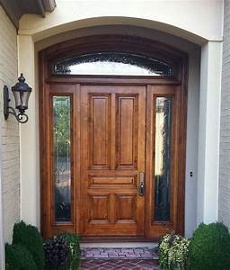 Home Design : Wooden Front Doors With Glass Uk For Wood ...