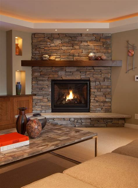image result  angled fireplace front room ideas