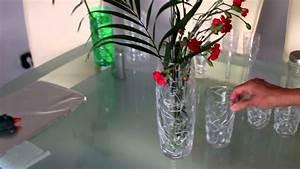 Gläser Verzieren Basteln : blumenvase gl ser mit silikon dekorieren vase glasses ~ Lizthompson.info Haus und Dekorationen