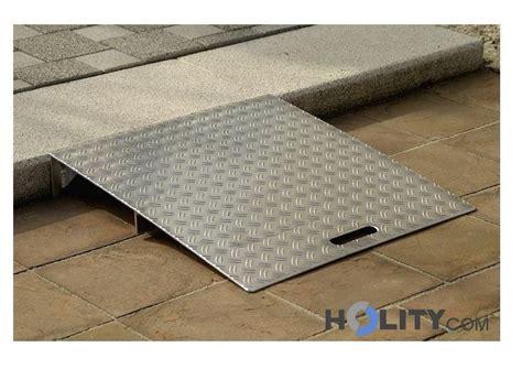 Pedana Per Disabili by Re Per Disabili In Alluminio H23702