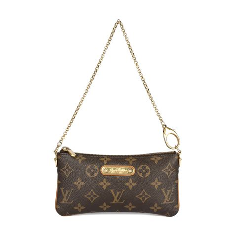 louis vuitton monogram pochette milla mm oliver jewellery
