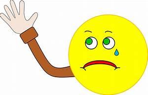 Pin Smileys-waving-goodbye on Pinterest