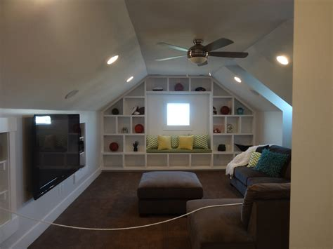 Bonus Room Storage Ideas, Bonus Room Closets Ideas