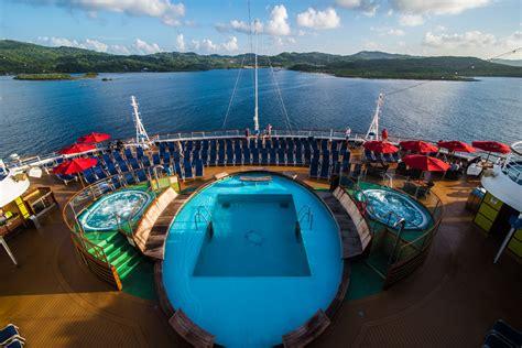 pool spa fitness carnival magic cruise ship cruise critic