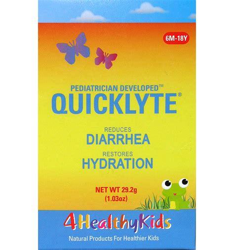 Quicklyte Herbal Diarrhea Remedy Sergei Shushunov Md