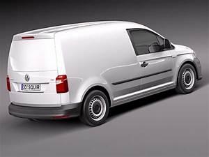 Volkswagen Caddy Van : volkswagen caddy cargo van 2016 3d model max obj 3ds fbx c4d lwo lw lws ~ Medecine-chirurgie-esthetiques.com Avis de Voitures