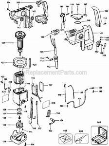 Dewalt Dw570 Parts List And Diagram