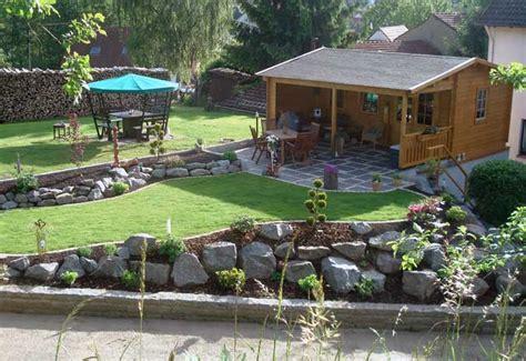 Steine Für Beete by Natursteine Im Garten Inspirationen F 252 R Ihre Gartengestaltung