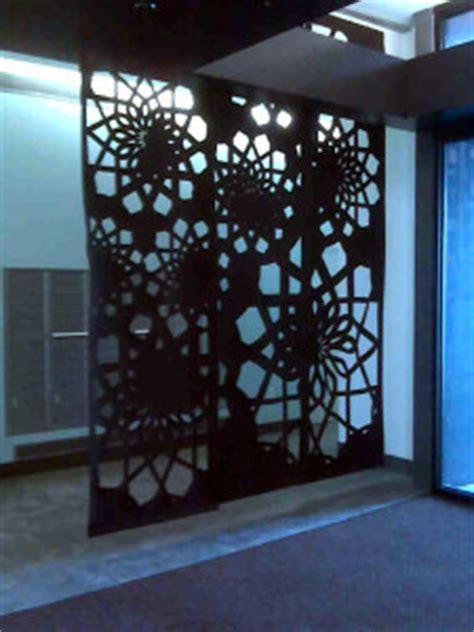 interior design laser cutting felt panels laser cut