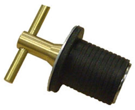 Boat Leaks Around Plug by 143 2 Series T Handle Expandable Rubber Plugs
