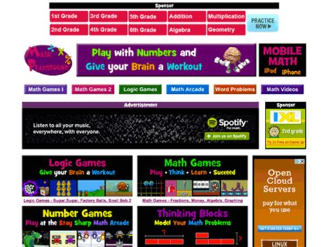math playground reviews edshelf
