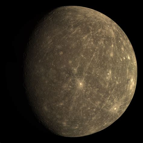 the color of mercury mercury the planet real color pics about space