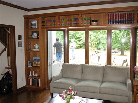 custom wall units haskell cabinets in durham nc