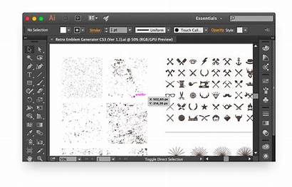 Ai Illustrator Downloaded Website Locate Element Wish