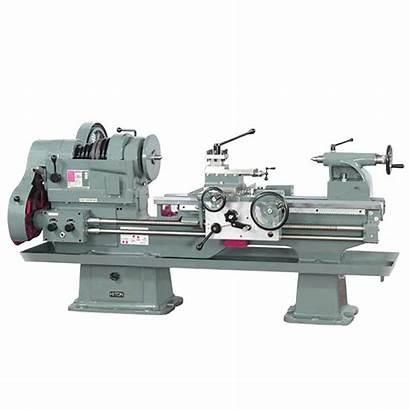 Lathe Machine Belt Machines Heavy Duty Driven