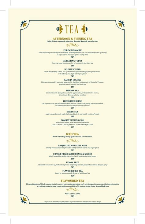 If you'd like to come to coffee house, please take a look at the available dates here. Menu of United Coffee House | United Coffee House Menu, Connaught Place (CP), Central Delhi ...