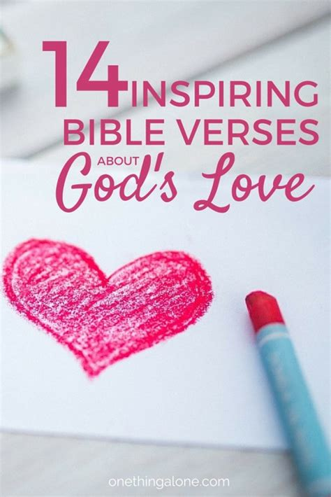 It is not arrogant or rude. 14 Inspiring Bible Verses about God's Love (Powerful Scripture)