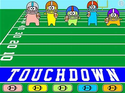 Football Math Fun Monsters Games Board Smart