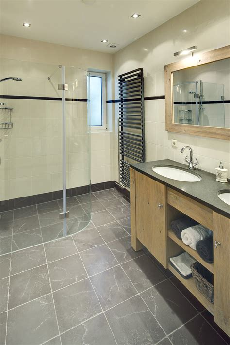 ideea n badkamers badkamer ideeen met inloopdouche