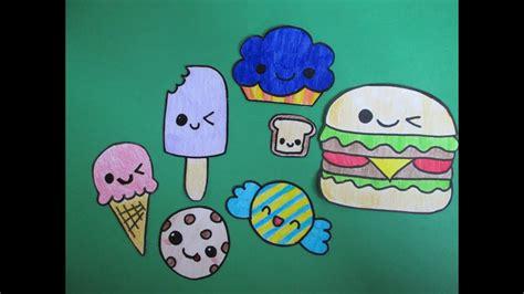 Mis dibujos kawaii #1 ♔ YouTube