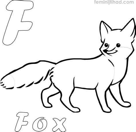 fox coloring pages printable fox coloring pages coloring pages for