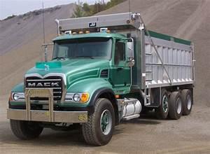 Gernatt Gravel   Buffalo, NY   Triaxle Dump Truck