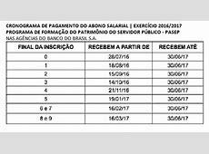CALENDÁRIO PIS 2018 — CONSULTAR PIS 2018 【Tabela NOVA】!!!