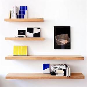 étagères Murales Ikea : 1001 id es tag res murales 77 mod les qui vont vous accrocher ~ Teatrodelosmanantiales.com Idées de Décoration
