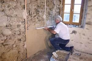 Enduit à La Chaux : r aliser un enduit traditionnel la chaux en 3 couches en ~ Dailycaller-alerts.com Idées de Décoration