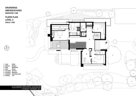 gallery of su house brenner architects 20
