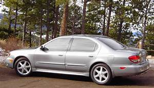 All Types Of Cars  2004 Infiniti I35 Images
