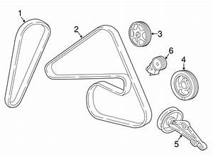 32 2003 Ford Taurus Serpentine Belt Diagram