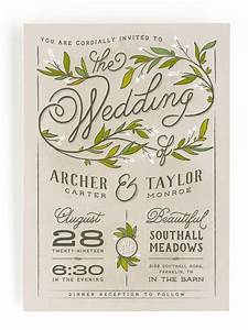 33, Rustic, Wedding, Invitations, For, A, Country