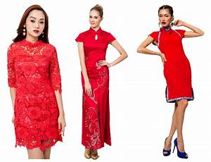 Online Shopping: 12 red fashion items for Chinese New Year